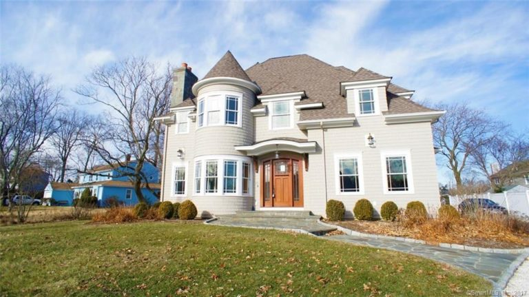New Listing! – New Canaan, CT single family home