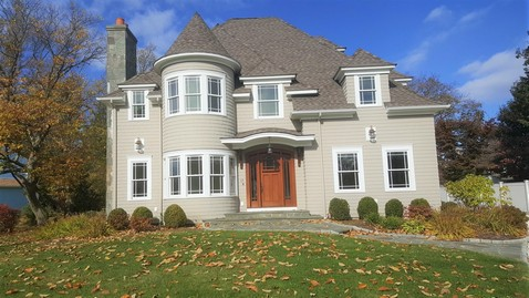 Sold! – New Canaan single family home: 15 Orchard Dr.
