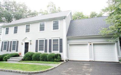 Sold! – Wilton condo: 11 Crown Pond Lane