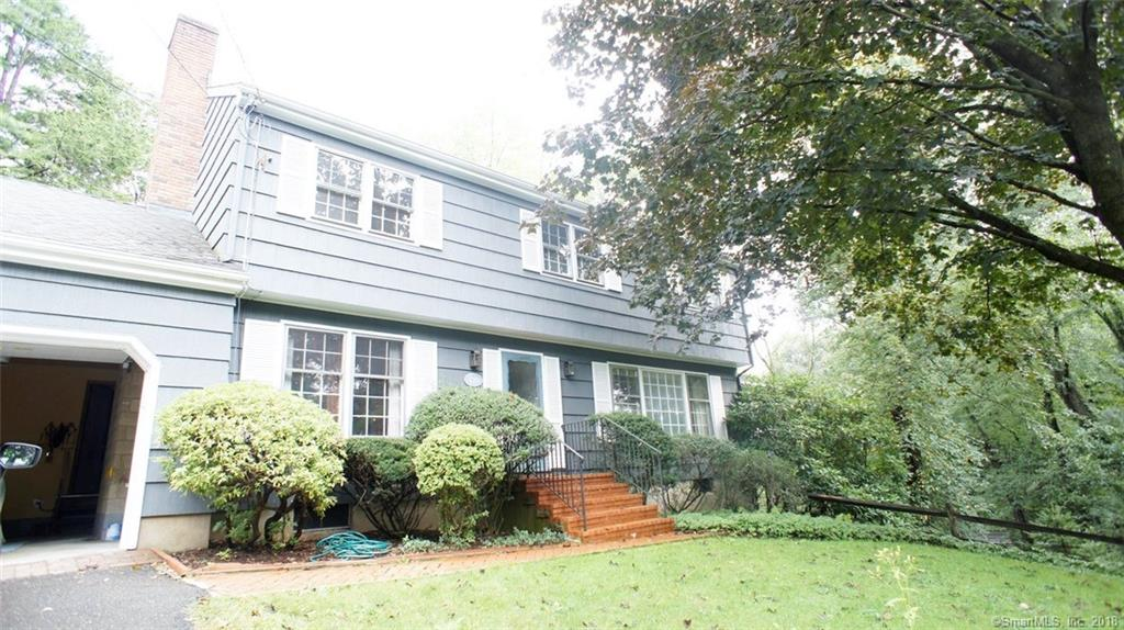 Reduced Price! – New Canaan single family home for sale: 429 Old Stamford Rd