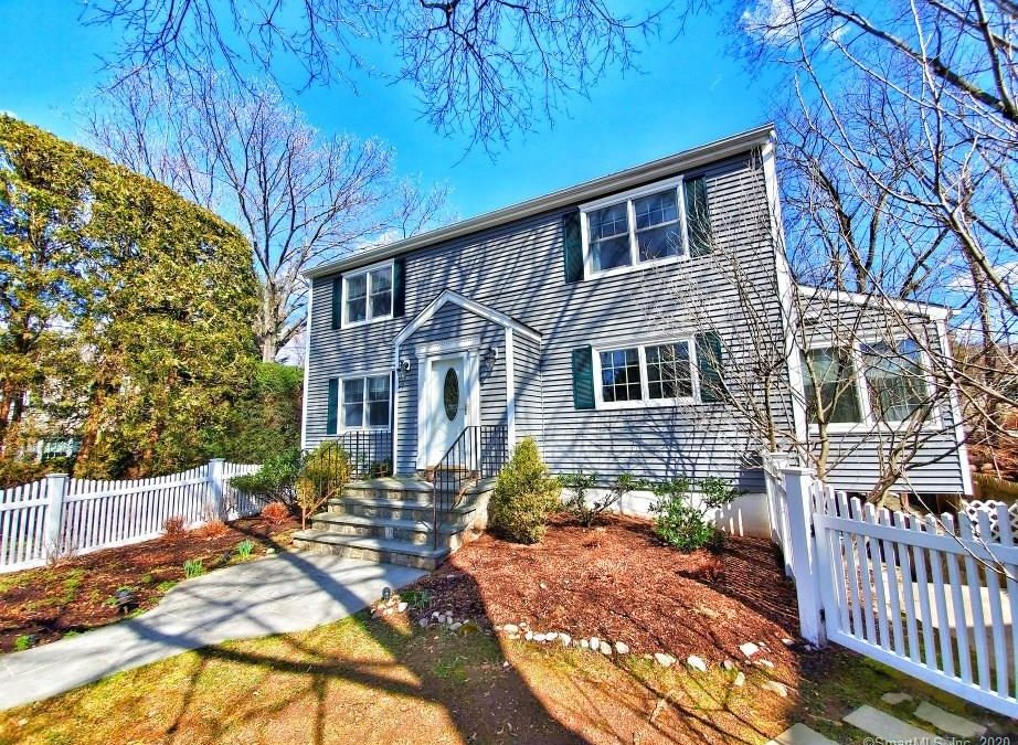 Reduced Price! – New Canaan single family home for sale: 44  Summer St